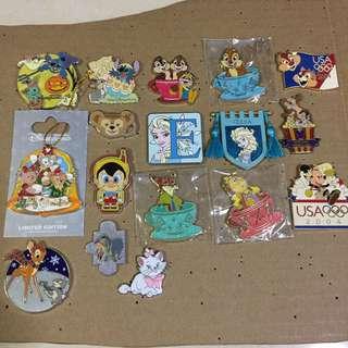迪士尼 襟章 徽章 交換 出售 Disney Pin Trade