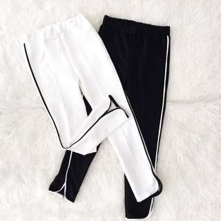 Long pants celana panjang putih