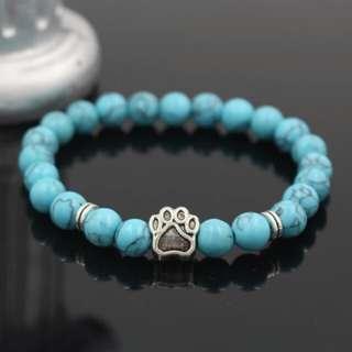 Diy bracelet handmade natural stone bracelet