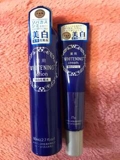 WHITENING BEAUTY SET