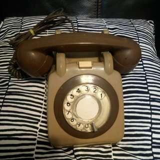 撥輪本地電话—组