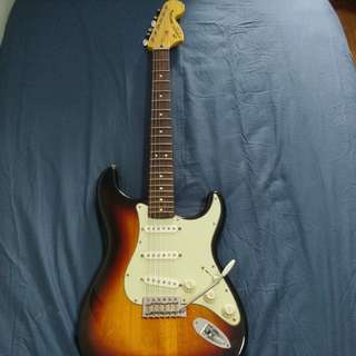 Squier Vintage Modified Strat (Upgraded)