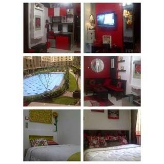 Disewakan apartemen harian/bulanan full furnish, srategis