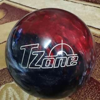 Brunswick Tzone 13lb Ball