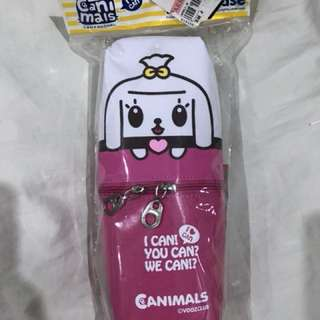 Canimals Pencil Case