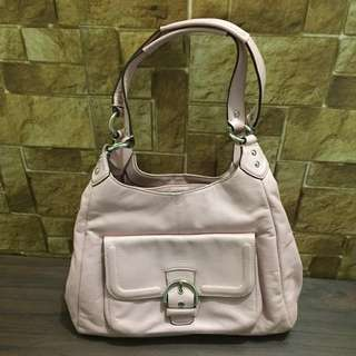 Authentic Coach bag (pink)