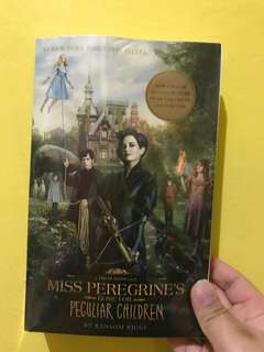 Complete Set of Miss Peregrine's: Home for Peculiar Children