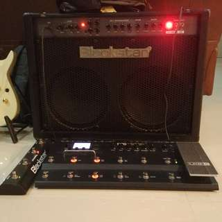 Blackstar HT60 Metal (Upgraded)