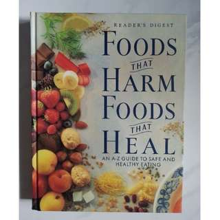 Food That Harm Food That Heal