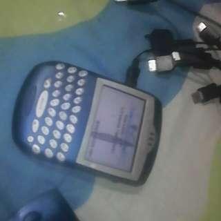 Classic blackberry 7290