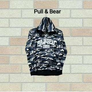 Jaket pull and bear