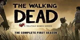 The Walking Dead: Season 1 Steam Code