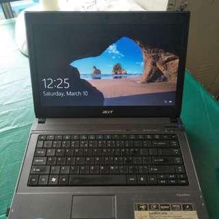 i5/4GB/HDMI/320 Gb/webcam/Acer 4740