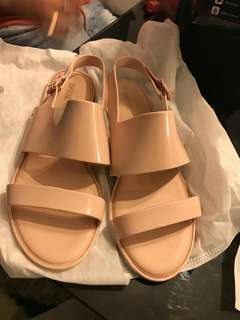REPRICED!! Melissa sandals SLIMFIT size US7