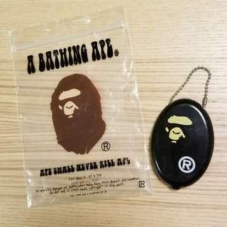 Bathing Ape 膠散子包