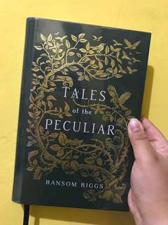 Ransom Riggs' Tales of the Peculiar