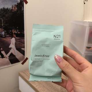 INNISFREE waterfit cushion N21