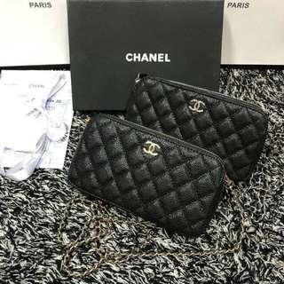 """Chanel clutch (m) 8"""""""