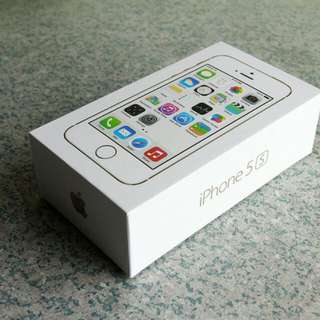 IPHONE 5S 32 GB URGENT SALE