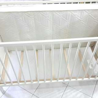 Baby Cot Ikea & Thick Baby Cot Ikea Mattress
