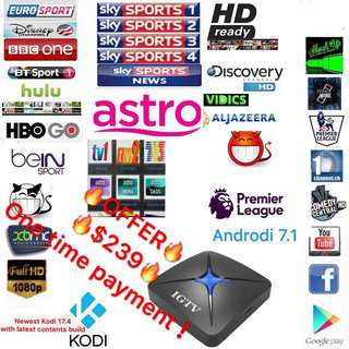 Life time FREE IPTV For Singapore users(Malay/Chinese/Indian/English/Kids/Sports/Movies/Documentary/Korea/) and many more -IGTV