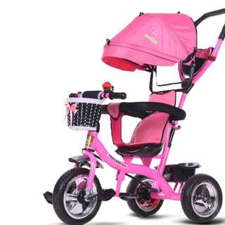 Tricycle Bike Baby Stroller