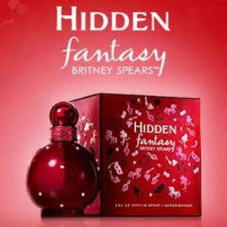 Britney Spears Hidden Fantasy EDP 100ML Fragrance Perfume