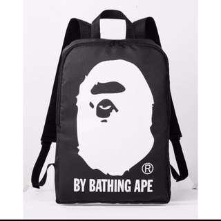 PREORDER Bathing Ape Backpack