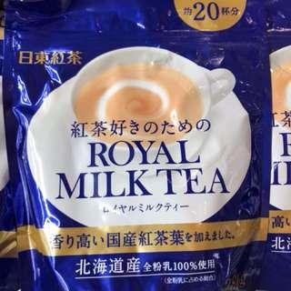 🚚 日本 日東奶茶 可沖泡20回份