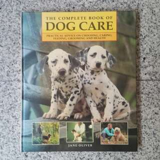 Complete Book of Dog Care