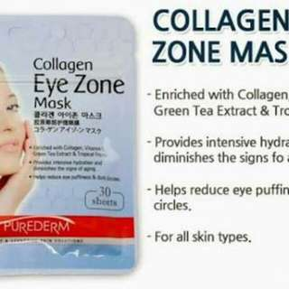 Purederm Collagen Eye Mask