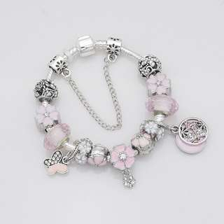 Bracelet Set with Charms (12)