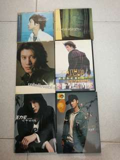 Wang leehom 's CD