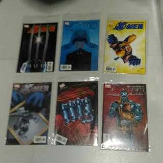 Marvel X-Men comics