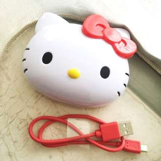 Brand New Hello Kitty Powerbank Portable Charger for Battery