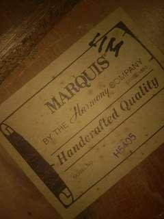 Marquis Classical Guitar
