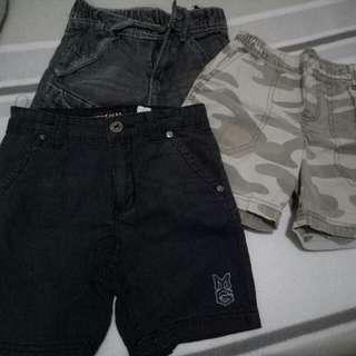 Kids shorts bundle