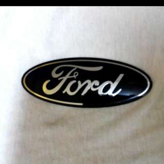 Metal sheet FORD Logo