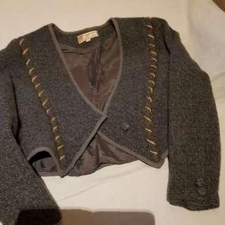 Wool Short Jacket ( 2x)