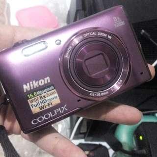 camera digital nikon coolpix s5300