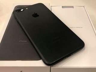 Iphone 7 plus 128gb factory unlock complete