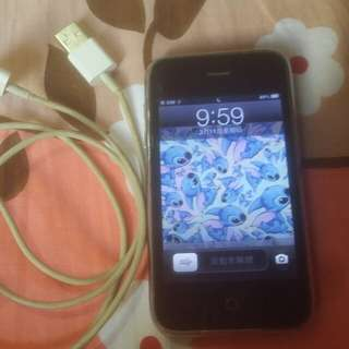 經典iphone3手機