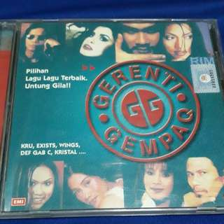 Gerenti Gempaq ( cd audio )