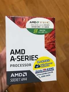 AMD A8-9600 連單保養 2/2018買 apu