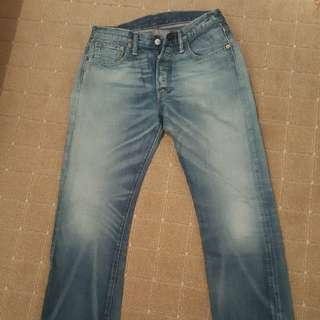 Levis 501 Jeans W30 L32 - Male