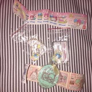 🚚 Sanrio雙子星 扭蛋