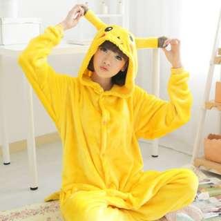Pikachu Adult Onesie