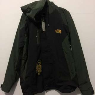 Jaket outdoor