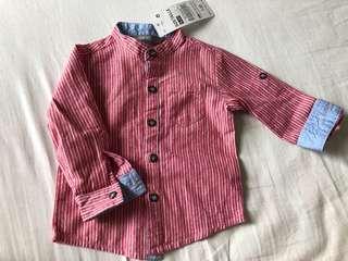 Baby boy shirt