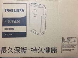 空氣淨化器 Philips 3000 Series AC3256 AeraSense Air Purifier